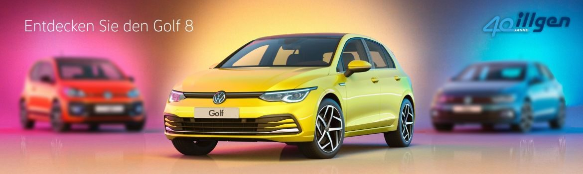 Volkswagen Golf 8 Leasing